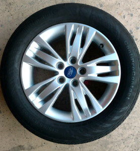 Ford Focus 16 Inch Rims and Tires