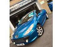 Peugeot 307 CC 16V**Coupe Cabriolet**Very Very Clean,Great Value Fun!**