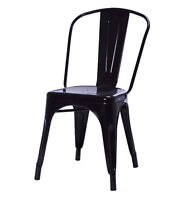 $99 Tolix Style Industrial Dining Chair | Chaise Diner Design