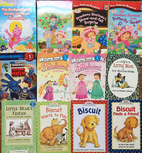 LEVEL 1 Readers - Preschool-Grade 1 - $2 each or all 12 for $15