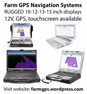 AFFORDABLE navigation GPS systems for farming applications