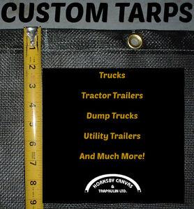 Custom Tarps, Covers and More!
