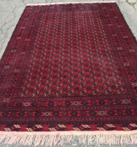 Bokhara Rug for sale -  100 % hand knitted of wool