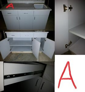 Commercial Grade Cabinets *Perfect for the Garage