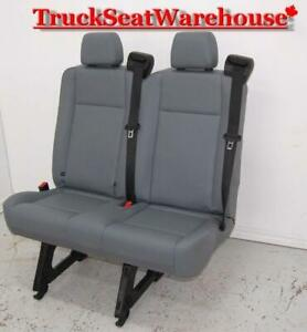 FORD TRANSIT  Passenger Van 2 Seater Bench Jumpseat Chevy Savanna Express Truck 2018 Two