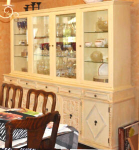 Grand Armoire - Large Hutch