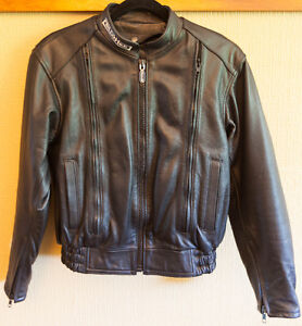 Women's Motorcycle Jackets, Size 8