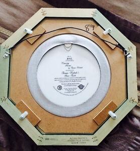 Thomas Kinkade's Limited Edition Framed Plate Cambridge Kitchener Area image 3