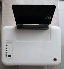 HP deskjet 2545 all in one scanner copier printer