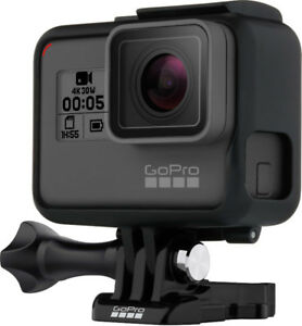 GoPro Hero 5 Black with extra batteries