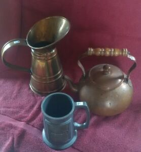 Brass collectables. Assorted antiques. Call 905-384-9872