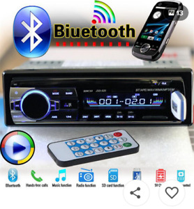 New never used MP3 car stereo with Bluetooth and USB