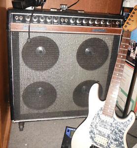 Vintage Randall Commander Guitar Amp