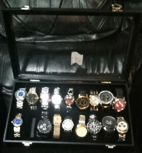 CASE OF WATCHES # 5