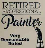 Professional Retired Painter