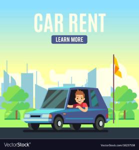 Car Rental + Driving Practice