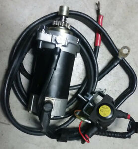 USED MARINER MERCURY YAMAHA STARTER