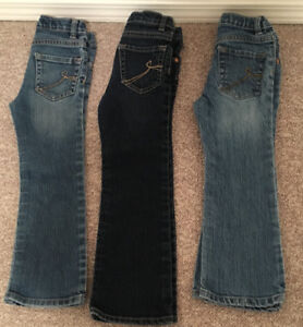 Toddler Childrens Place Bootcut Stretch Jeans sz 5T
