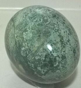 Green Granite Matrix Egg