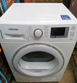 Samsung heat pump condenser tumble dryer