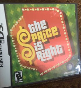The Price is Right Nintendo DS game
