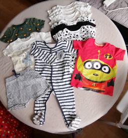 Boys baby bundle 18 to 24 months