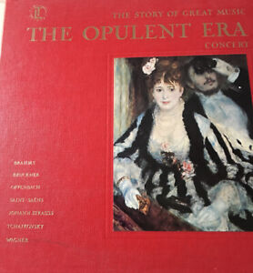 The Opulent Era.Concert.The Story of Great Music
