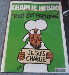 The Famous Charlie Hebdo Edition 1178