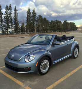 2016 Volkswagen Beetle Denim Limited Edition Convertible