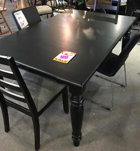 DINING TABLE EXTENDS TO 84 INCHES! LIQUIDATION at Real Home
