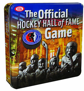 The Official Hockey Hall Of Fame Game (new still in wrap)