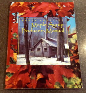 Maple Syrup Producers Manual