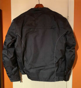 Xelement Motorcycle Jacket - Large