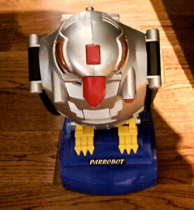 PARROBOT  used toy for sale by the owner