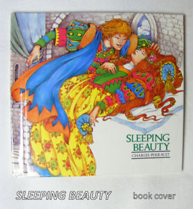 SLEEPING BEAUTY by Charles Perrrault, illustrated