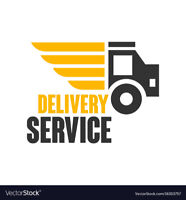DELIVERY SERVICE! I'll pick up or drop off anything!
