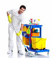 NOW HIRING - Overnight Cleaners in Scarborough!