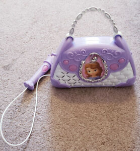 Sofia the First BoomBox - $20