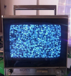 WANTED: Old portable TVs