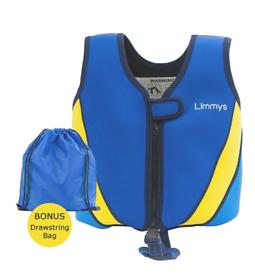 Limmys Premium Neoprene Buoyancy Swim Vest for Children