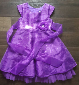 Toddler party dress size 4T