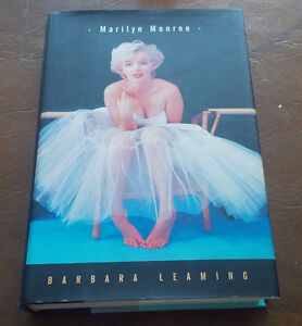 Book: Marilyn Monroe, by Barbara Leaming, 1998, First Edition Kitchener / Waterloo Kitchener Area image 1