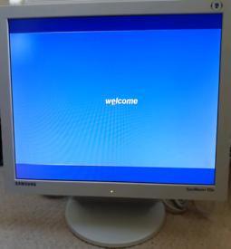 Samsung Syncmaster 17inch Monitor