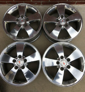 "2005-2008 Pontiac Grand Prix Rims 16""  5 bolt (5x115) CB 70.3mm"