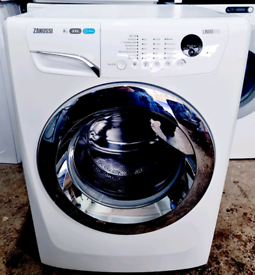 9kg Zanussi Washing Machine - Free local delivery and fitting