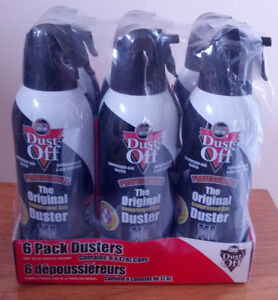 Falcon Dust-Off® XL 12 oz. Compressed Air Gas Duster