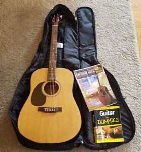 Acoustic Guitar Combo - Lefty