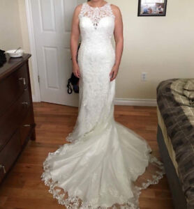 **Wedding Dress For Great Price**