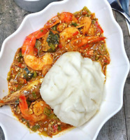 Order for all kinds of African dishes