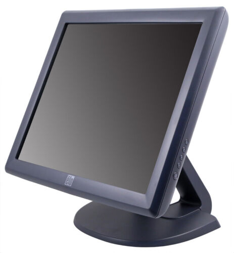 """ET1715L-8CWB-1-GY-G Elo E719160 17"""" Touch Display, w/ Stand (New)"""